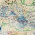 Carte-bathymetrique-de-la-Mediterranee